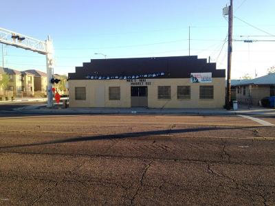 Phoenix Commercial For Sale: 1101 W Grant Street