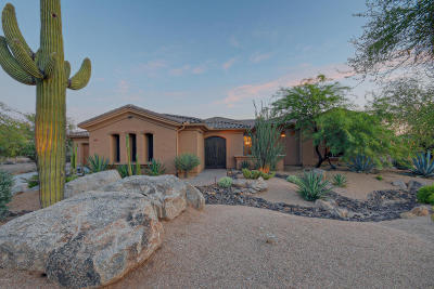 Scottsdale Single Family Home For Sale: 8271 E Tumbleweed Drive
