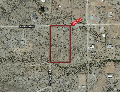 Queen Creek Residential Lots & Land For Sale: 28577 N Thompson Road