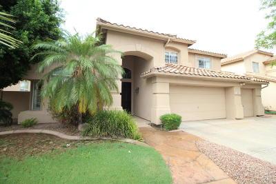 Chandler AZ Single Family Home For Sale: $465,000