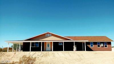 Buckeye Single Family Home For Sale: 30420 W McKinley Street