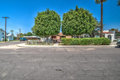 Phoenix Single Family Home For Sale: 2302 E Yale Street
