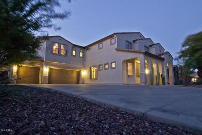 Glendale AZ Single Family Home For Sale: $514,500