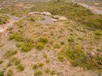 Fountain Hills Residential Lots & Land For Sale: 14914 E Zapata Drive