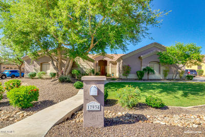 Litchfield Park AZ Single Family Home For Sale: $509,000