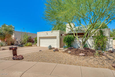 Scottsdale Single Family Home For Sale: 5558 N 77th Place