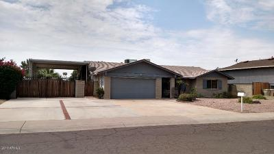 Prescott, Prescott Valley, Glendale, Phoenix, Surprise, Anthem, Avondale, Chandler, Goodyear, Litchfield Park, Mesa, Peoria, Scottsdale Single Family Home For Sale: 5509 W Monte Cristo Avenue