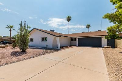 Scottsdale Single Family Home For Sale: 8219 E Arlington Road