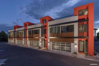 Phoenix Single Family Home For Sale: 2728 E Roma Avenue