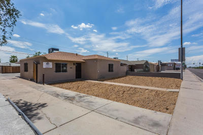 Phoenix Commercial For Sale: 1311 W Indian School Road