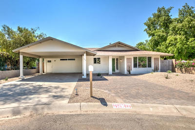 Phoenix Single Family Home For Sale: 6536 N 11th Avenue