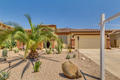 Maricopa Single Family Home For Sale: 36338 W Costa Blanca Drive