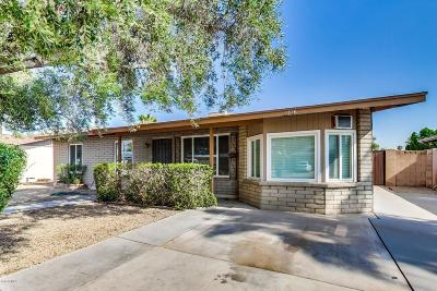 Tempe Single Family Home For Sale: 1516 E Palmcroft Drive