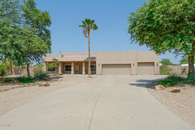 Chandler, Fountain Hills, Gilbert, Mesa, Paradise Valley, Queen Creek, Scottsdale, Gold Canyon, San Tan Valley Single Family Home For Sale: 7672 E Sutton Drive