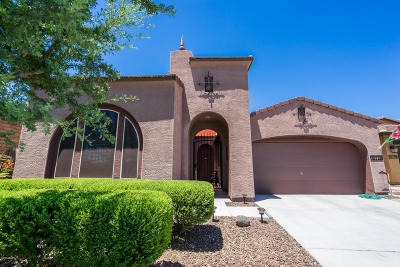Peoria Single Family Home For Sale: 13728 W Creosote Drive