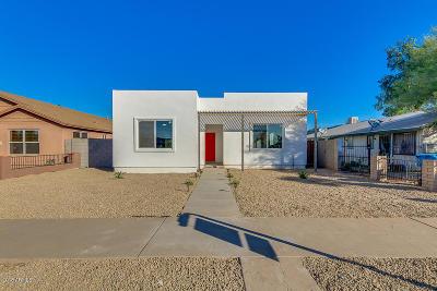 Phoenix Single Family Home For Sale: 1142 E Fillmore Street