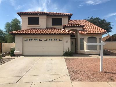 Prescott, Prescott Valley, Glendale, Phoenix, Surprise, Anthem, Avondale, Chandler, Goodyear, Litchfield Park, Mesa, Peoria, Scottsdale Single Family Home For Sale: 19540 N 51st Drive