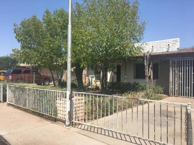 Phoenix Single Family Home For Sale: 2635 N 55th Avenue