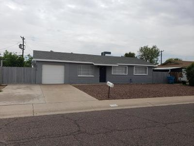 Phoenix Single Family Home For Sale: 2313 W Diana Avenue