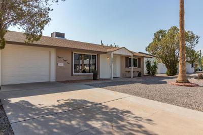 Sun City Rental For Rent: 12202 N Hacienda Drive