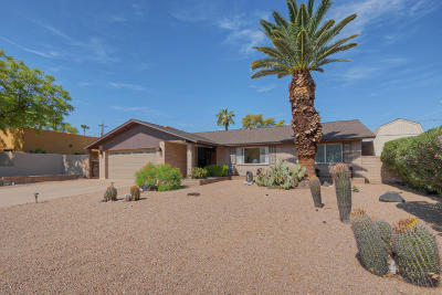 Phoenix Single Family Home For Sale: 9406 N 34th Place