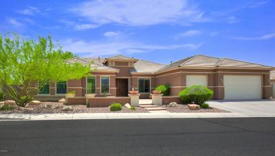 Prescott, Prescott Valley, Glendale, Phoenix, Surprise, Anthem, Avondale, Chandler, Goodyear, Litchfield Park, Mesa, Peoria, Scottsdale Single Family Home For Sale: 40621 N Copper Basin Trail