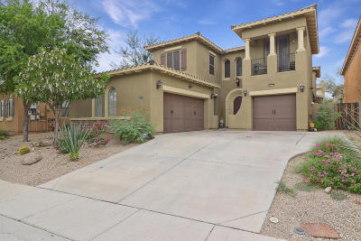 Phoenix Single Family Home For Sale: 3974 E Crest Lane