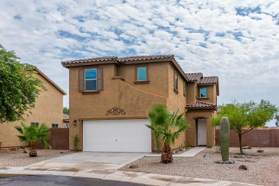 Maricopa Single Family Home For Sale: 21339 N Cecil Court