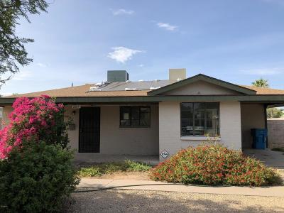 Phoenix Single Family Home For Sale: 2129 E Weldon Avenue