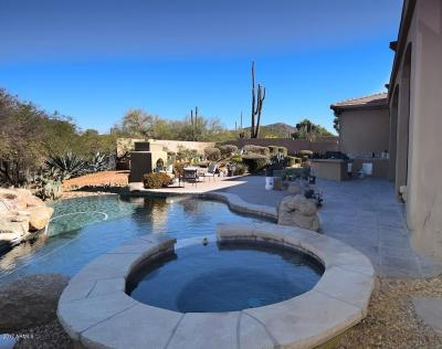 Scottsdale Single Family Home For Sale: 7288 E Alta Sierra Drive
