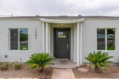 Phoenix Single Family Home For Sale: 1447 E Coronado Road