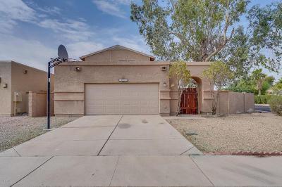 Glendale AZ Single Family Home For Sale: $224,900