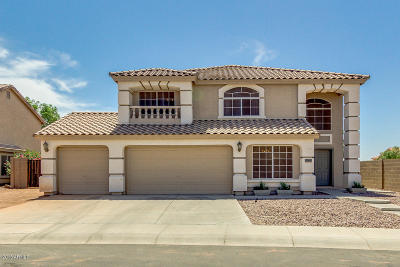 Buckeye Single Family Home For Sale: 22045 W Morning Glory Street