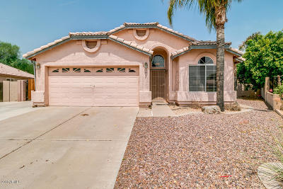 Mesa AZ Single Family Home For Sale: $280,000