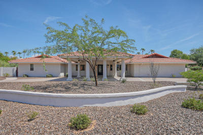 Scottsdale Single Family Home For Sale: 12645 N 85th Street