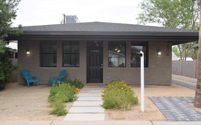 Phoenix Single Family Home For Sale: 2314 N Dayton Street
