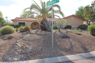 Fountain Hills Single Family Home For Sale: 14018 N Wendover Drive