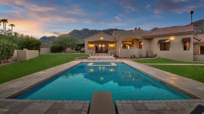 Paradise Valley Single Family Home For Sale: 7248 N Brookview Way
