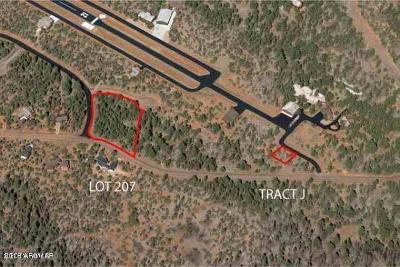 Overgaard AZ Residential Lots & Land For Sale: $189,000