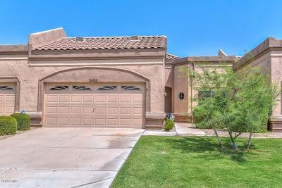 Peoria Condo/Townhouse For Sale: 8386 W Oraibi Drive