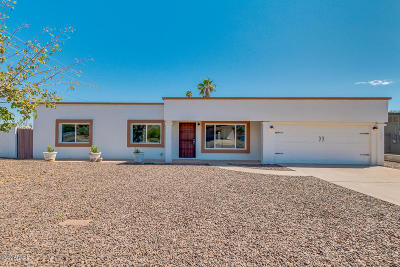 Phoenix Single Family Home For Sale: 12839 N 29th Street