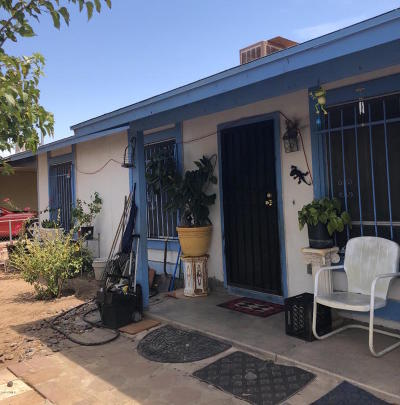 Phoenix Single Family Home For Sale: 2031 W Romley Road