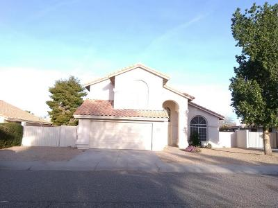 Glendale Single Family Home For Sale: 22026 N 73rd Avenue