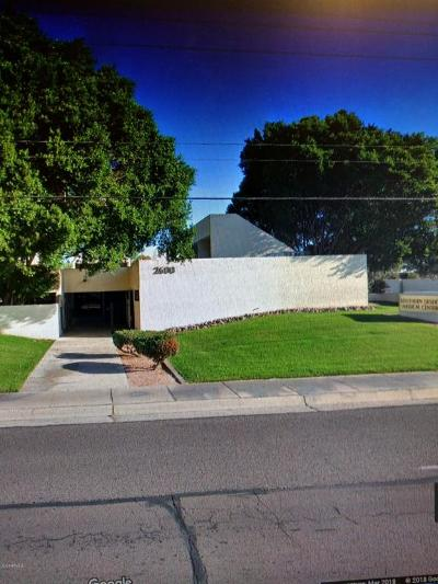 Tempe Commercial Lease For Lease: 2600 E Southern Avenue #B