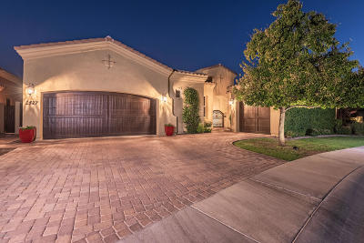 Phoenix Single Family Home For Sale: 1527 W Winter Drive