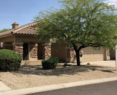 Scottsdale AZ Single Family Home For Sale: $459,900
