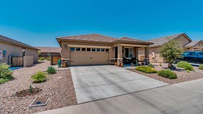 Buckeye Single Family Home For Sale: 260 S 225th Lane