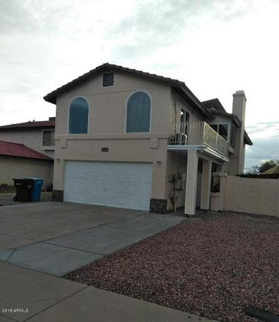 Glendale Single Family Home For Sale: 14240 N 50th Lane
