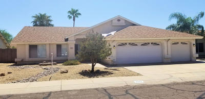 Glendale AZ Single Family Home For Sale: $269,900