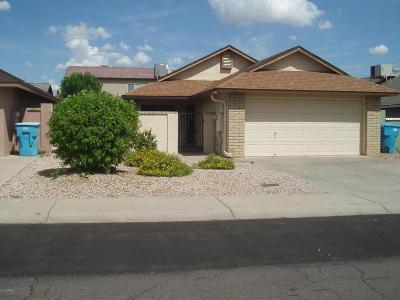 Phoenix Rental For Rent: 18209 N 19th Street